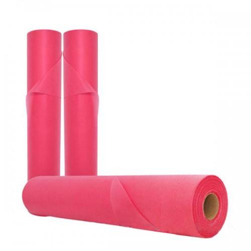 Еднократни Чaршафи Розови ТNТ – 20 грама/58 см - SDP135