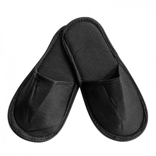 ТНТ чехли в черен цвят, универсален размер - 5, 10 или 30 чифта
