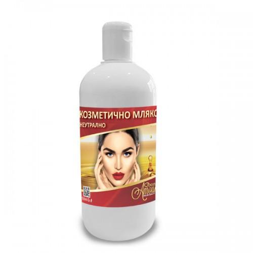 Мляко Bon Amour за почистване на кола маска след епилация 500 мл